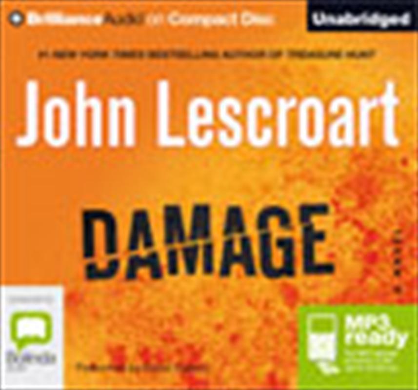 Damage   Audio Book