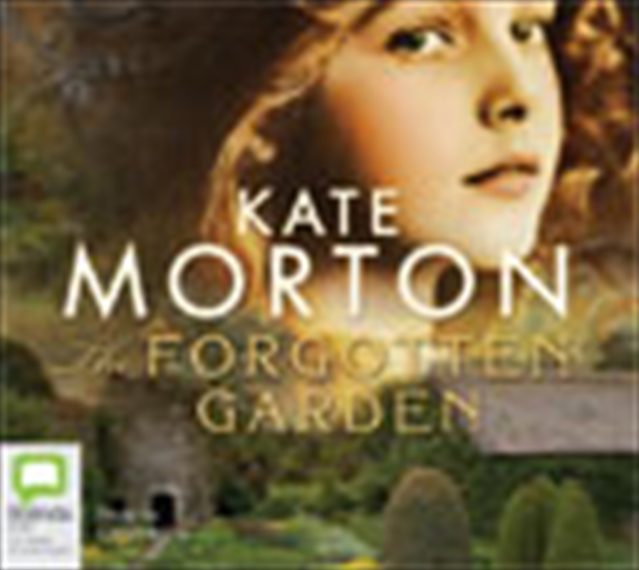 Forgotten Garden   Audio Book