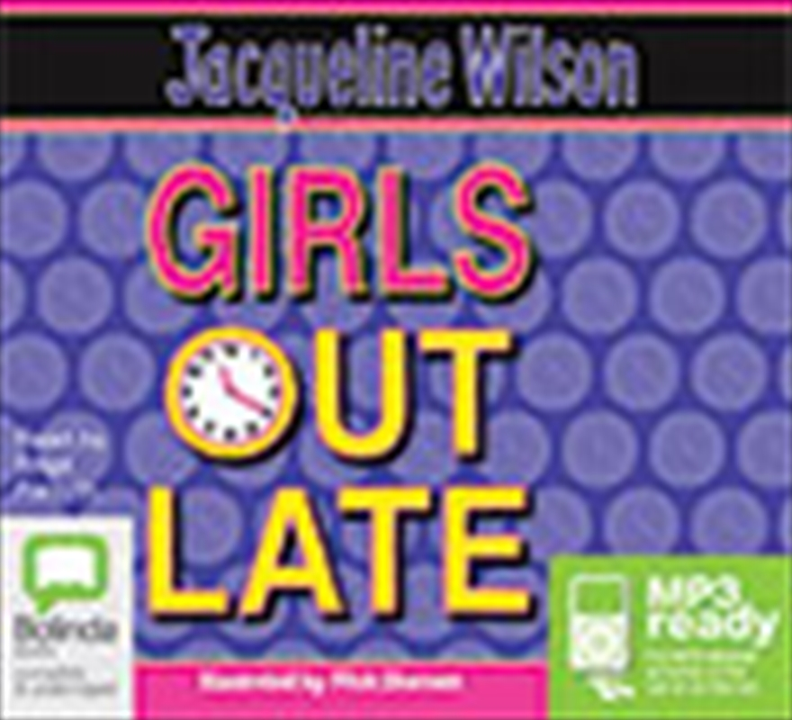 Girls Out Late | Audio Book