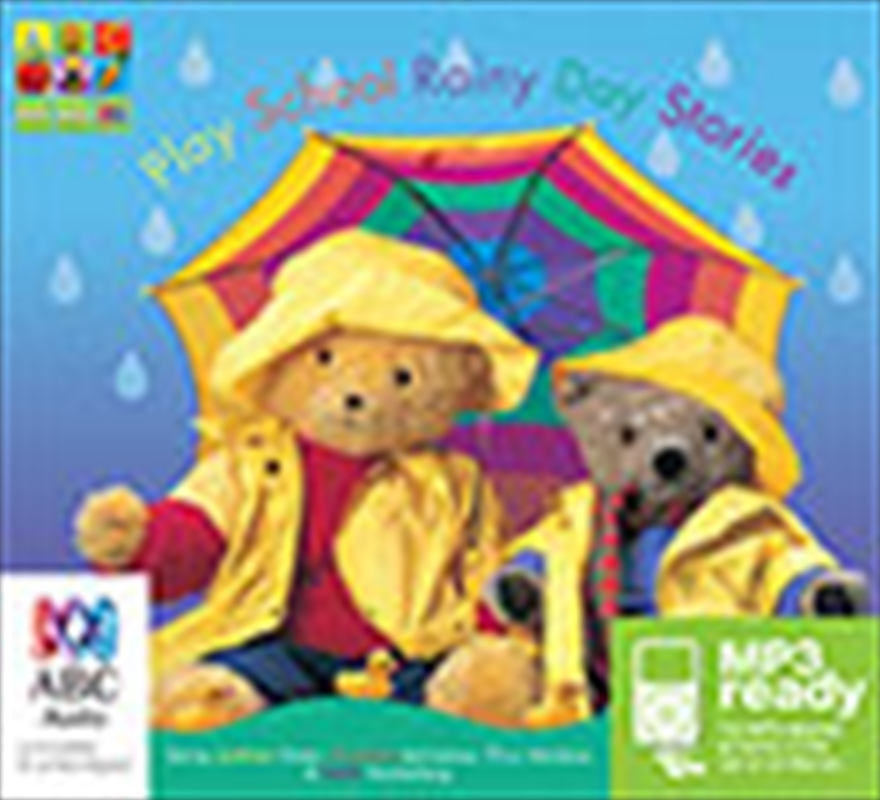 Play School Rainy Day Stories | Audio Book