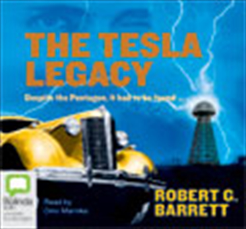 Tesla Legacy | Audio Book