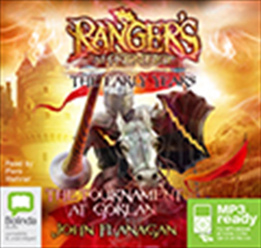Tournament At Gorlan   Audio Book