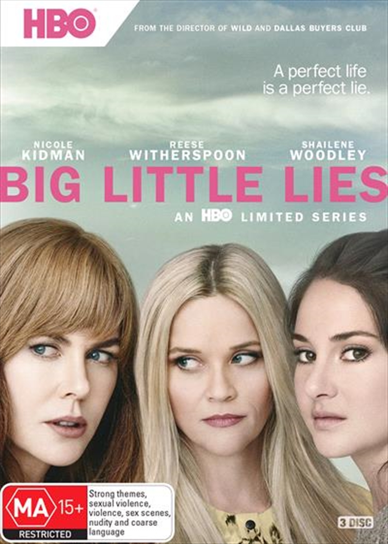 Big Little Lies - Season 1 | DVD
