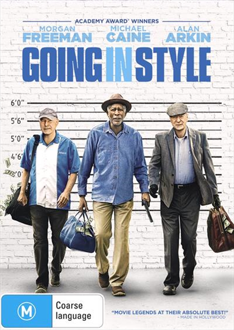 Going In Style | DVD