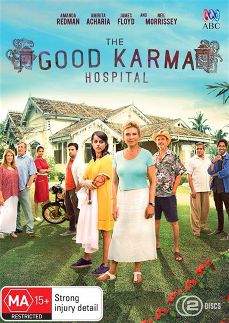 Good Karma Hospital - Season 1, The | DVD