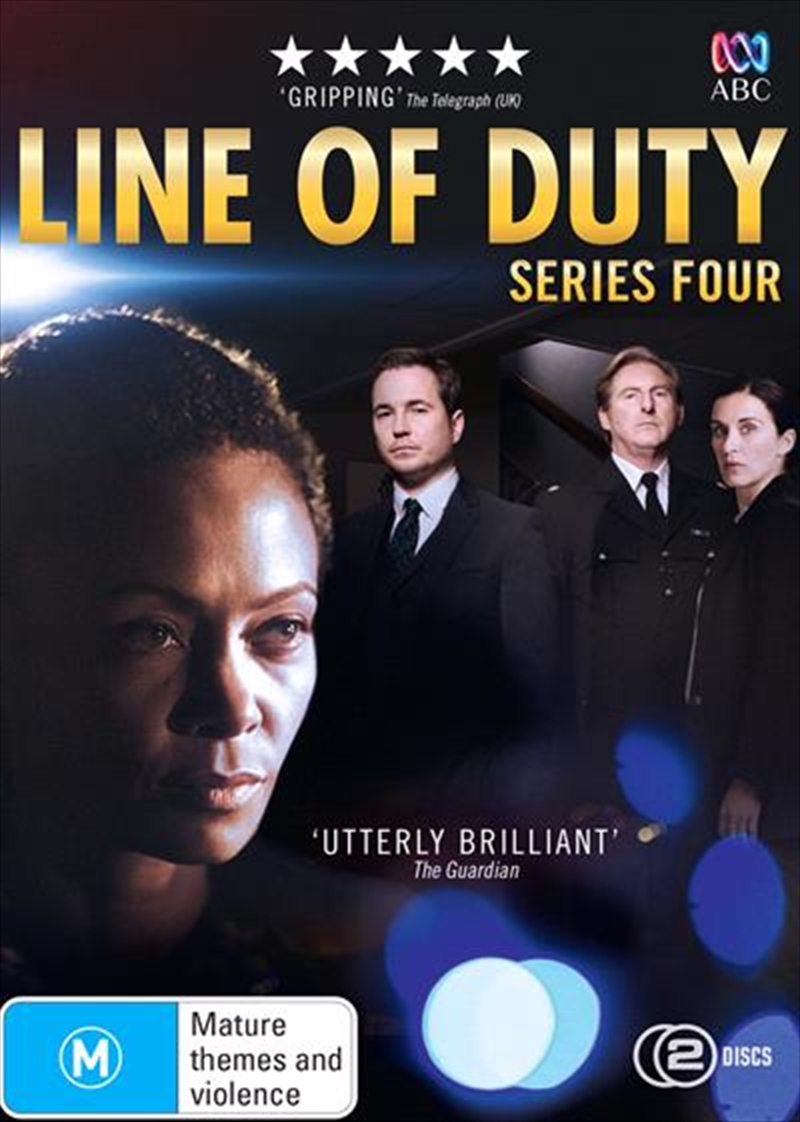 Line Of Duty - Season 4 | DVD