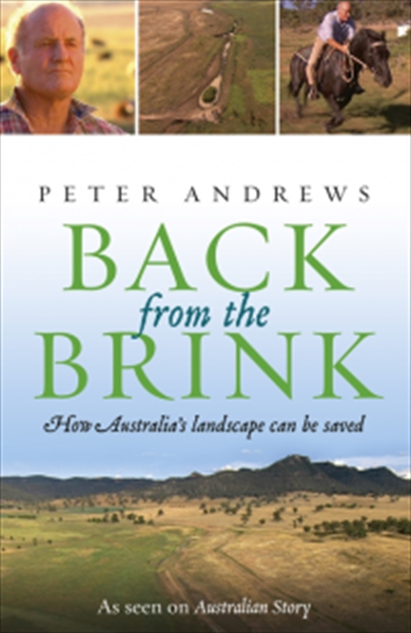 Back From The Brink | Books