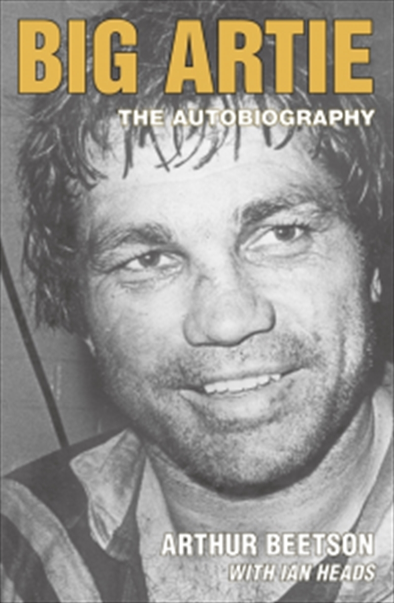 Big Artie - The Autobiography | Books