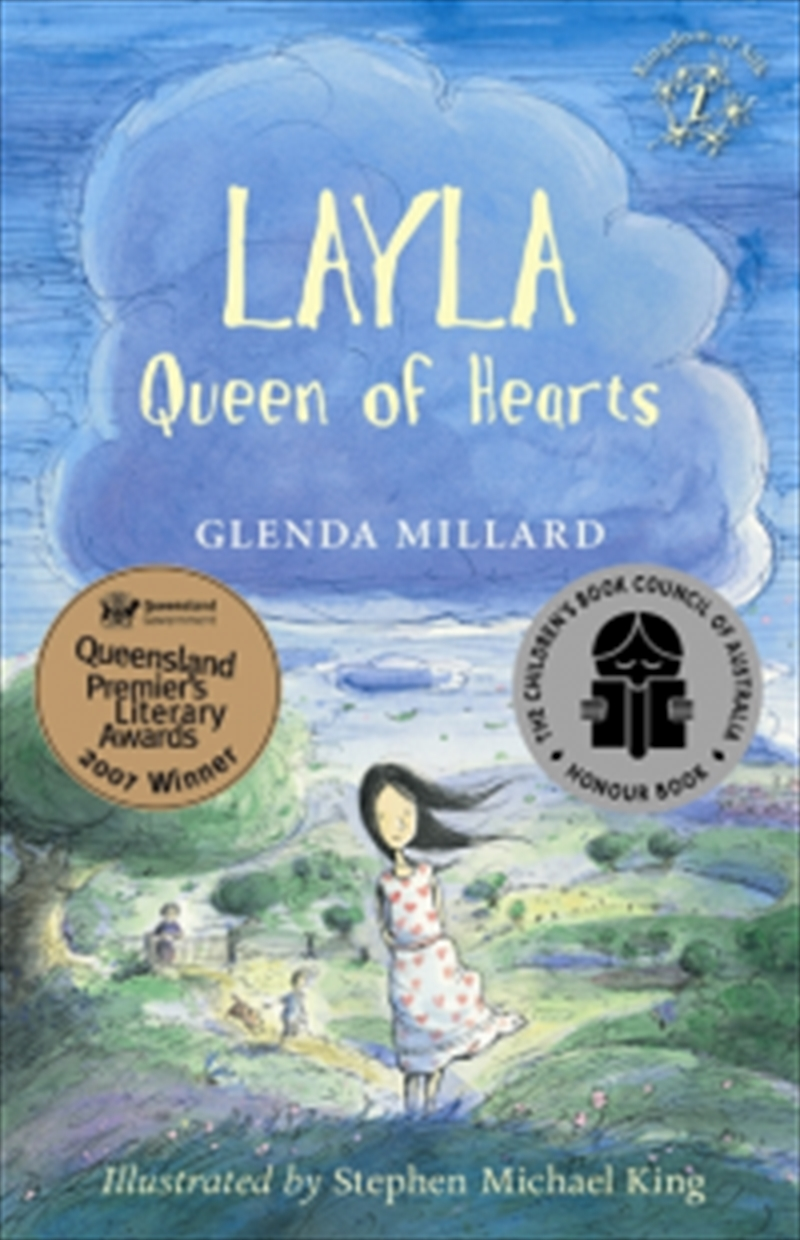 Layla Queen Of Hearts | Books
