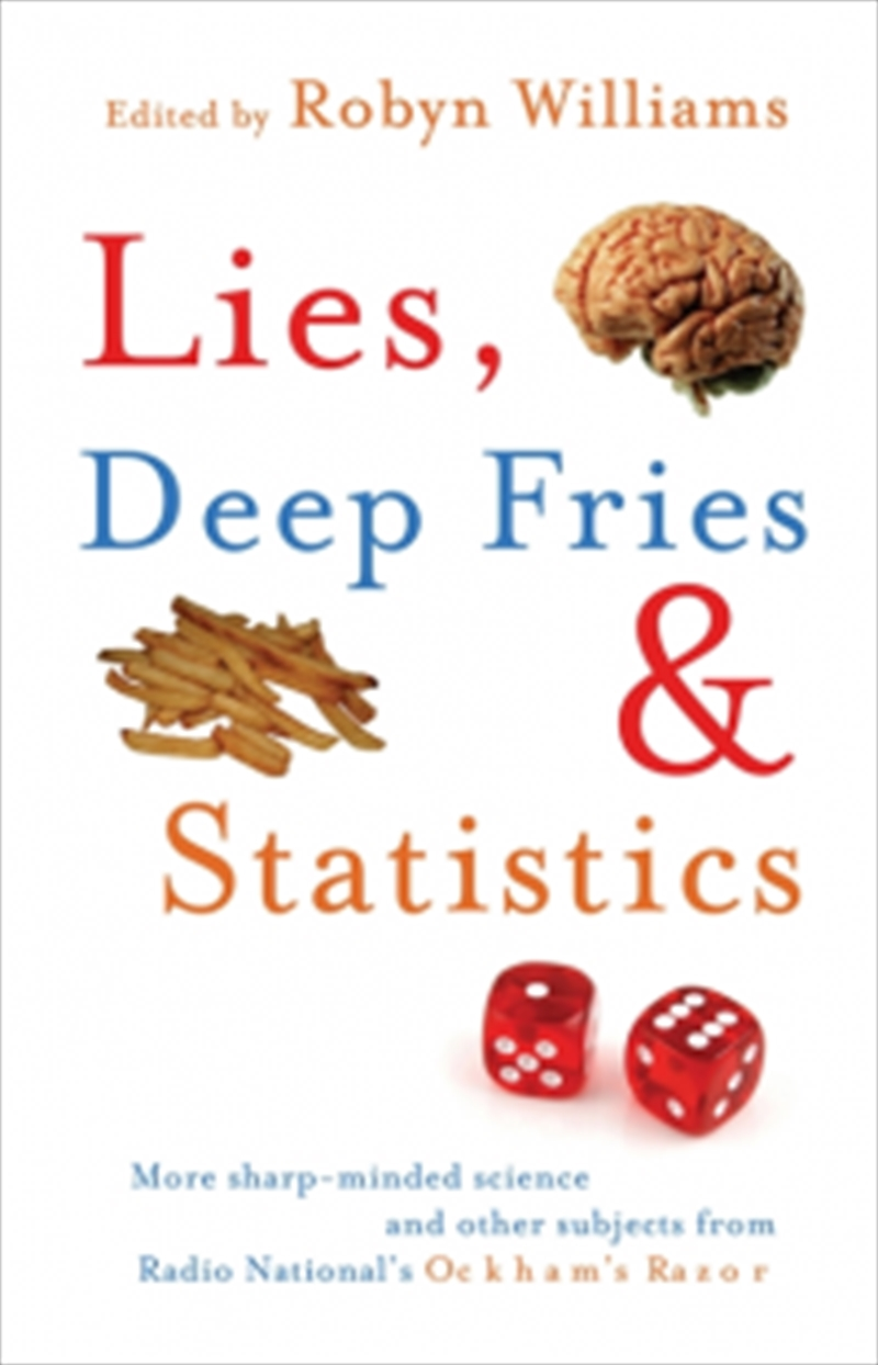 Lies Deep Fries And Statistics | Books