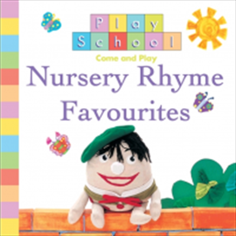 Play School Nursery Rhyme Favourites | Books