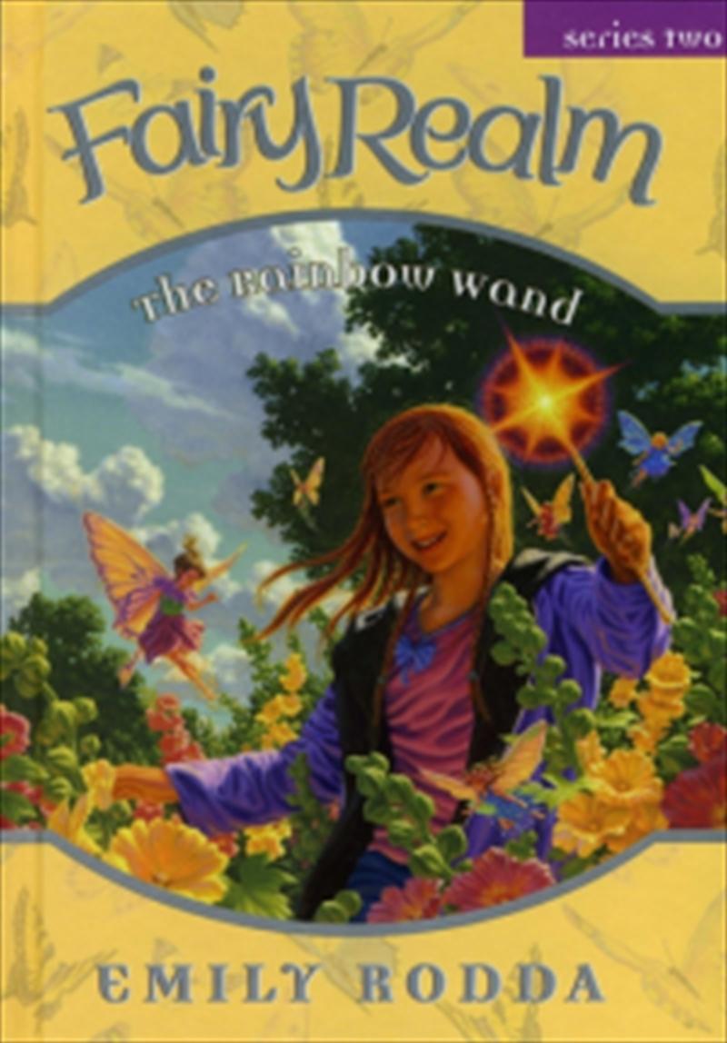 Rainbow Wand Fairy Realm 2 | Books