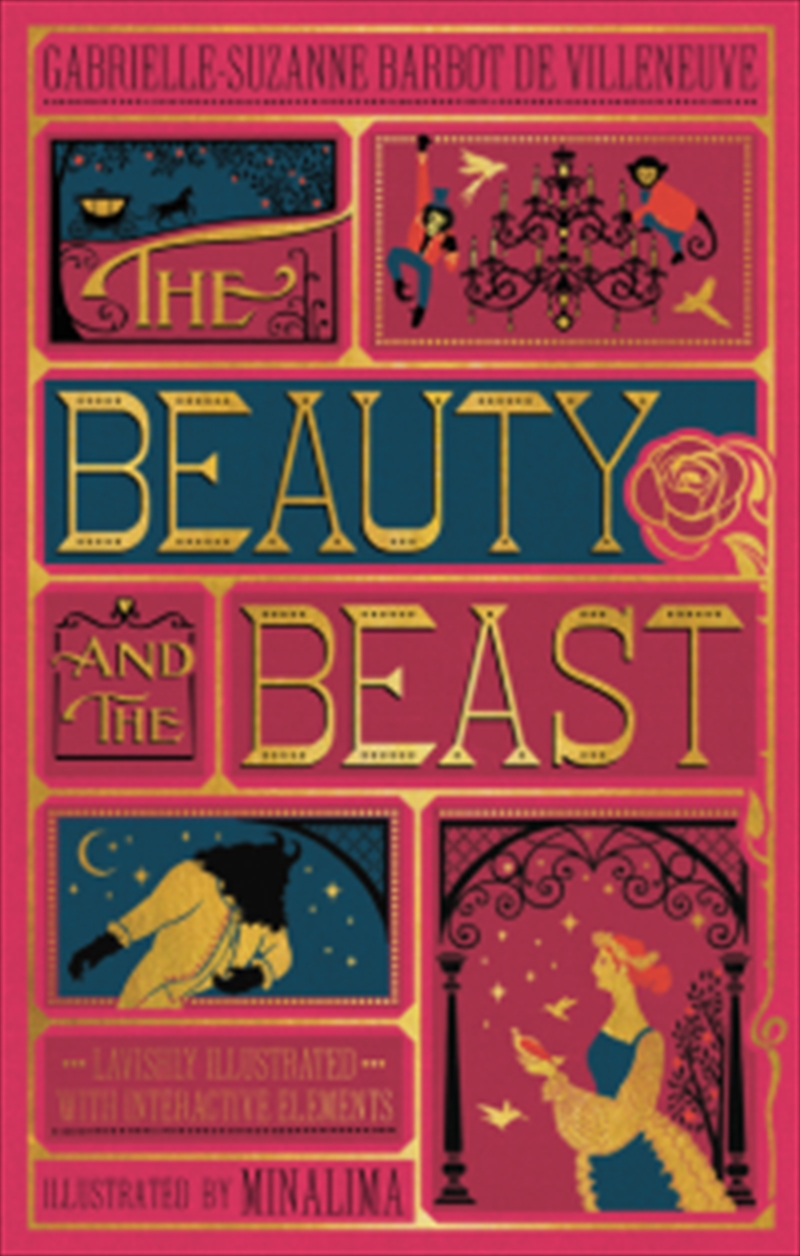 Beauty And The Beast | Hardback Book
