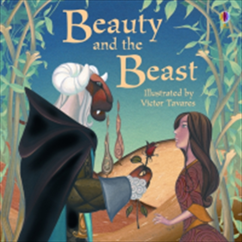 Beauty And The Beast | Paperback Book