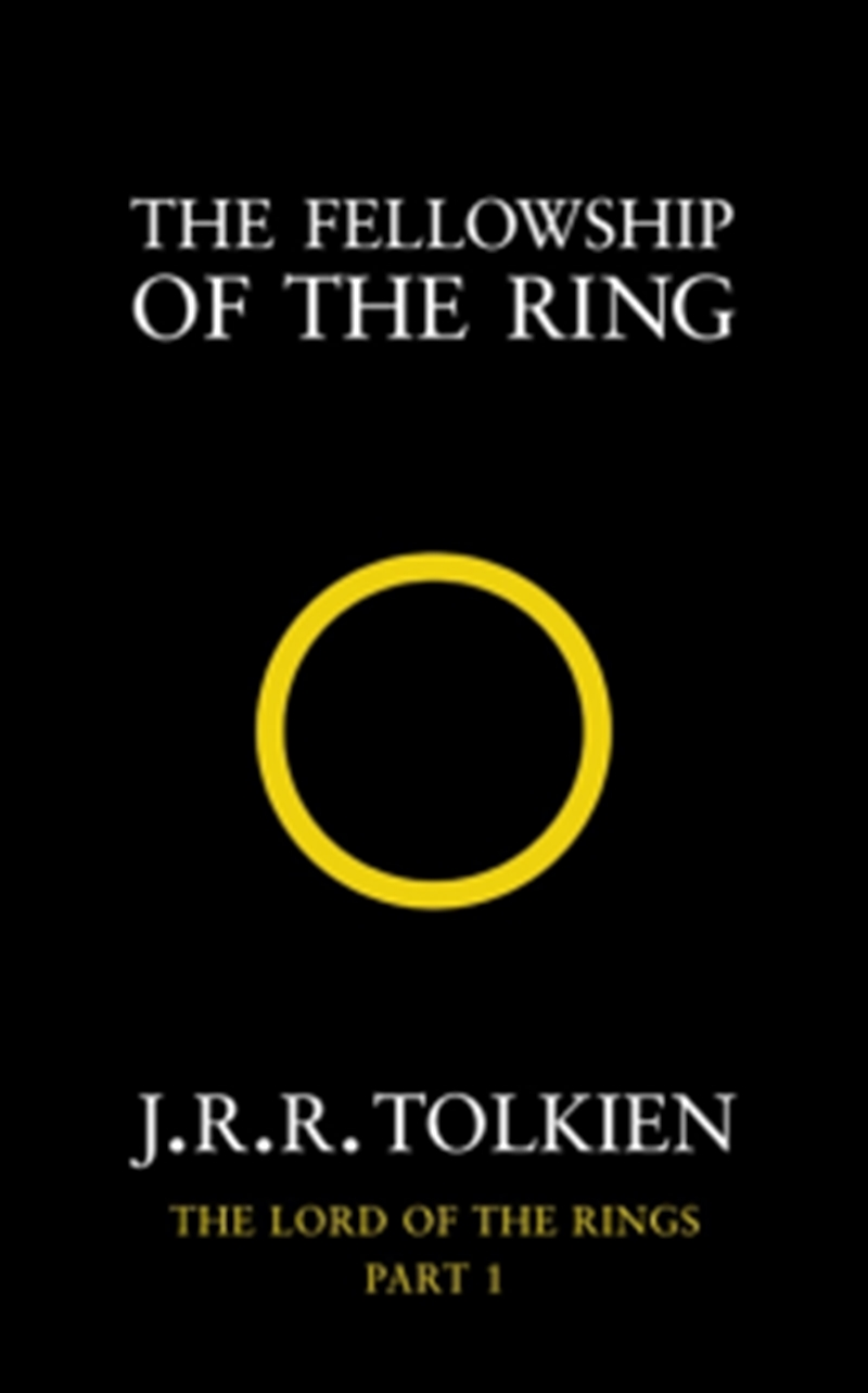 Lord Of The Rings: Fellowship   Paperback Book