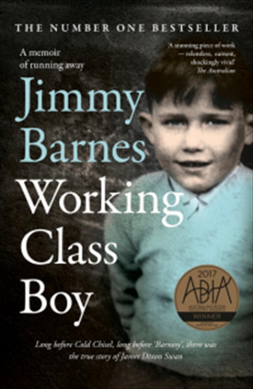 Working Class Boy   Paperback Book