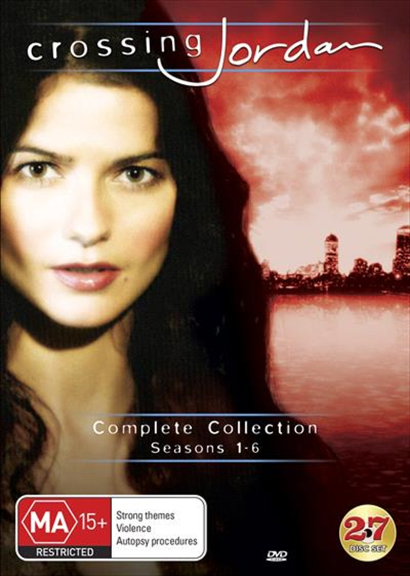 Crossing Jordan - Season 1-6 | Series Collection | DVD