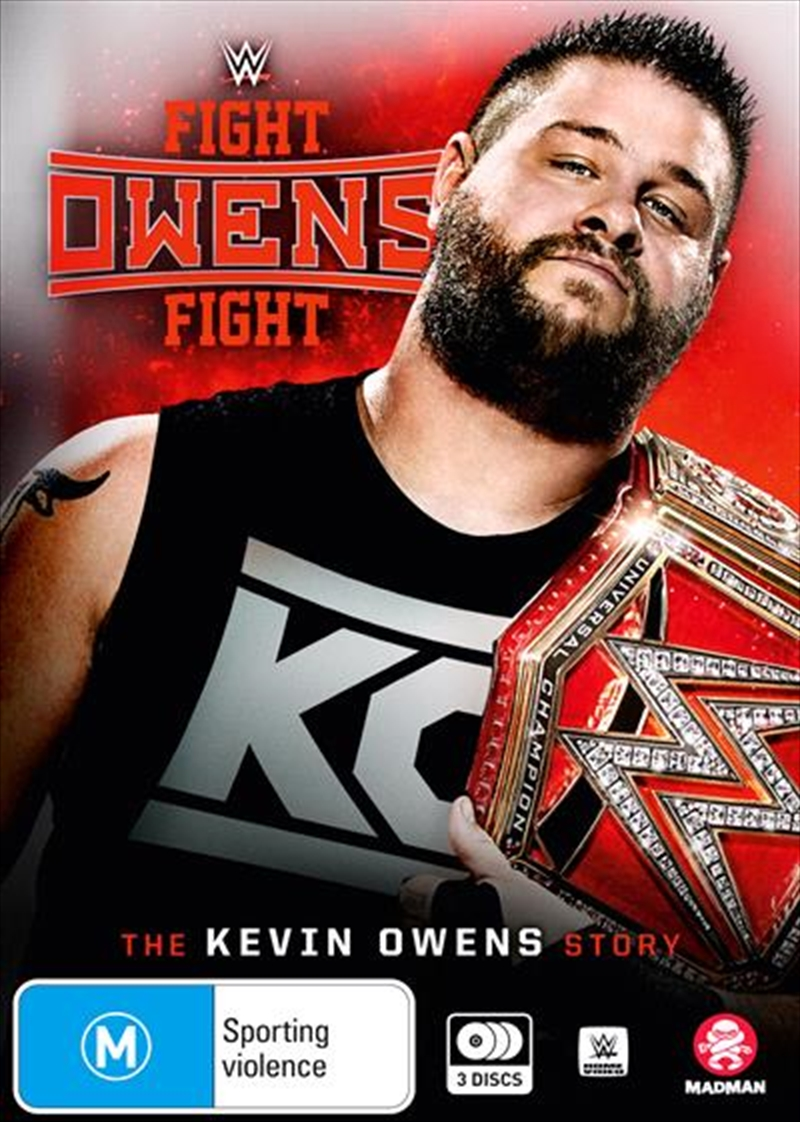 WWE - Fight Owens Fight | DVD