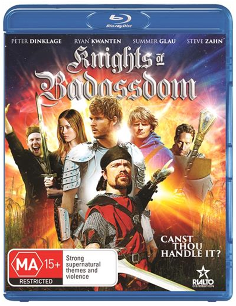 Knights of Badassdom | Blu-ray