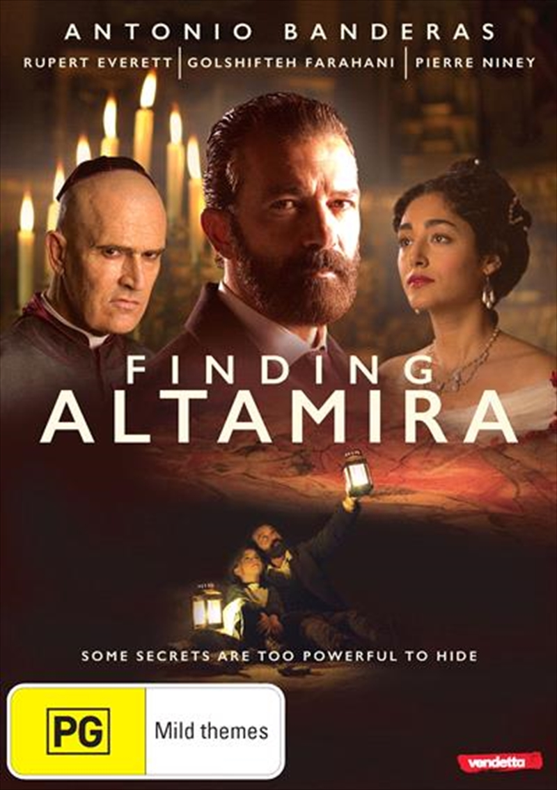 Finding Altamira | DVD