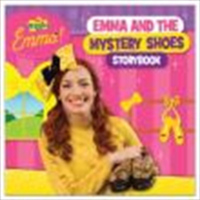 Wiggles: Emma And The Mystery | Hardback Book