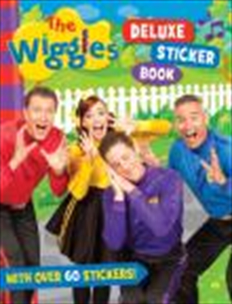 Wiggles: Deluxe Sticker Book | Paperback Book