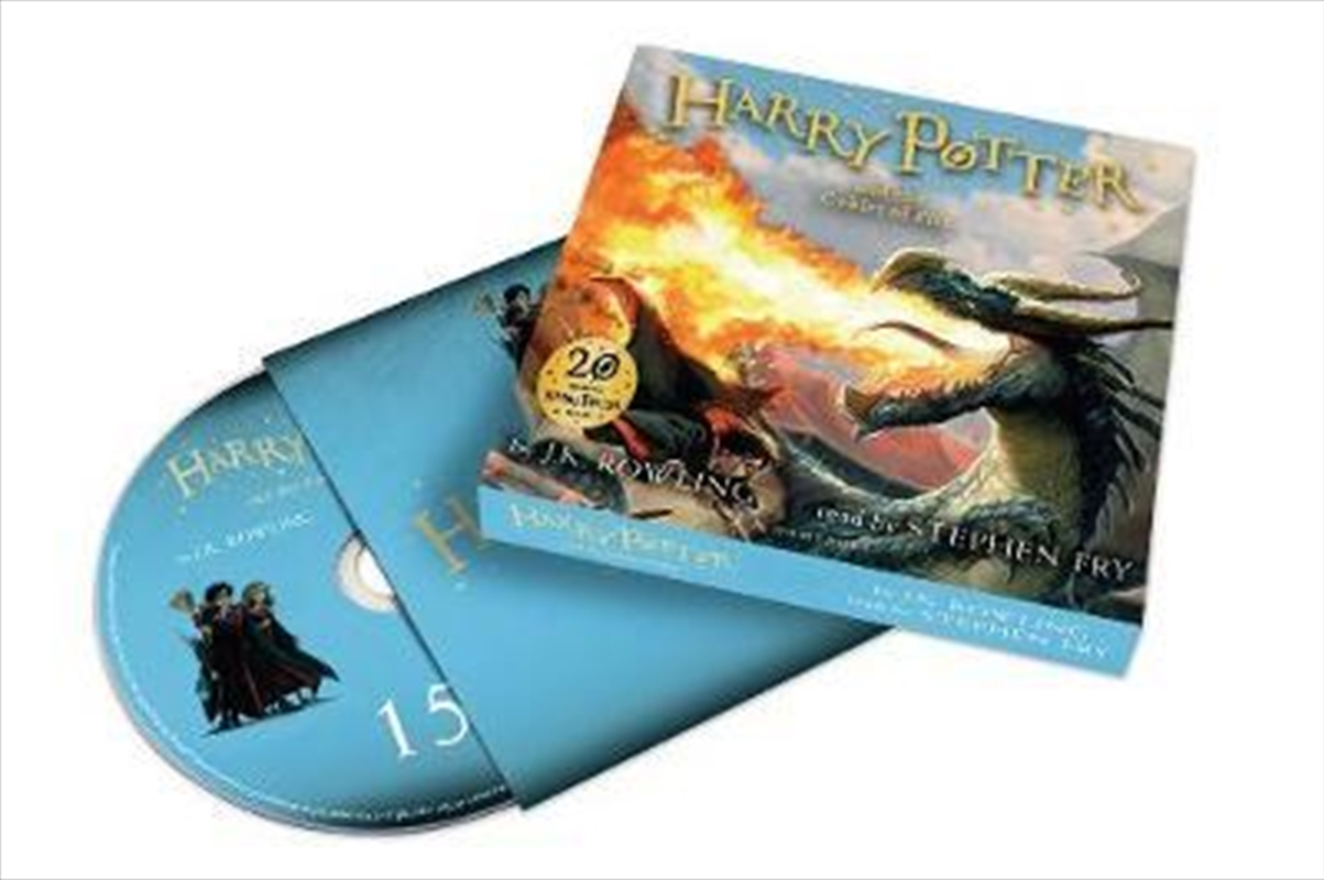 Harry Potter and the Goblet of Fire | Audio Book