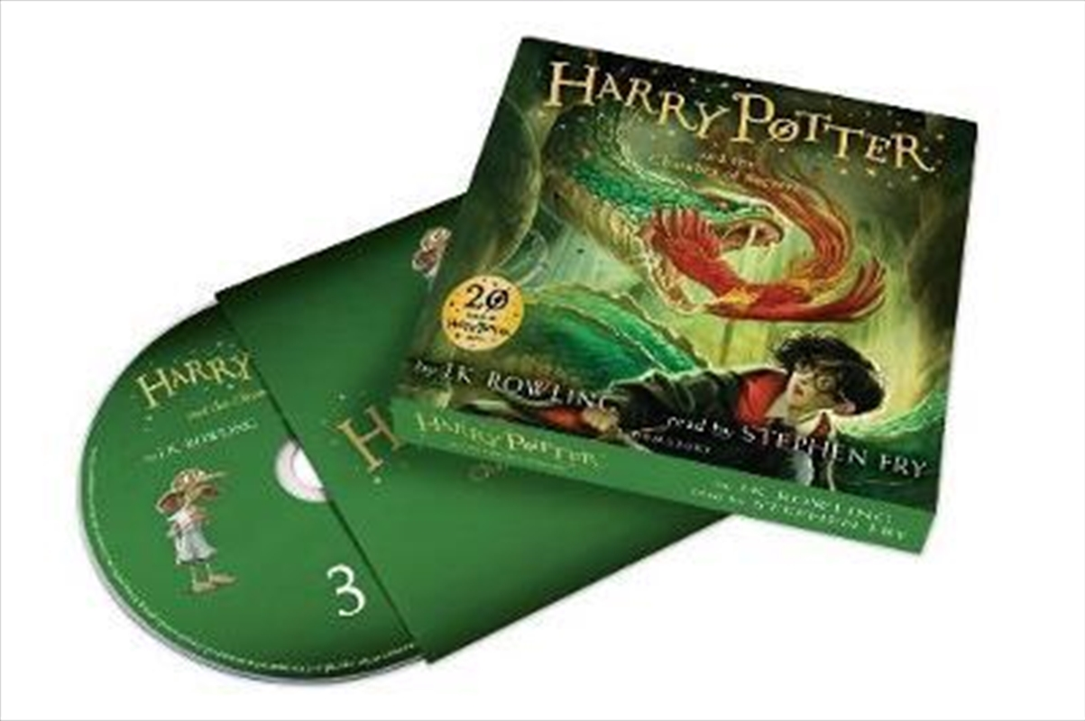 Harry Potter and the Chamber of Secrets | Audio Book