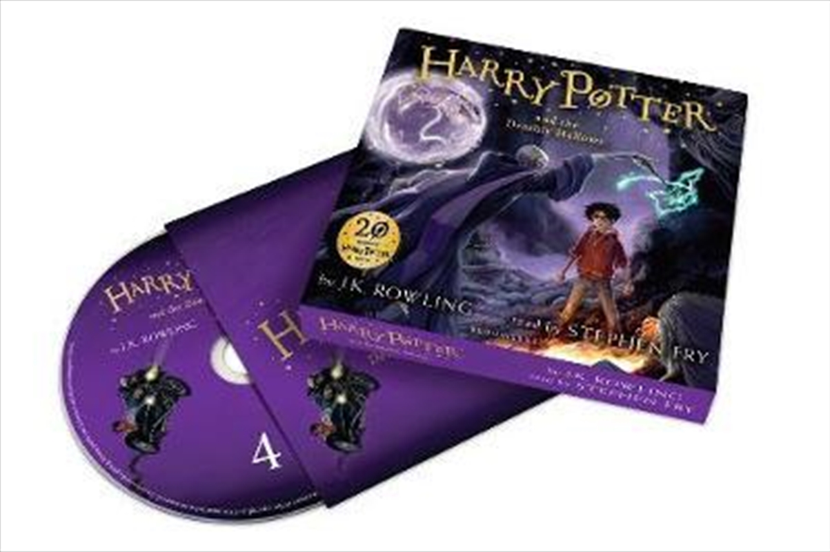 Harry Potter and the Deathly Hallows | Audio Book