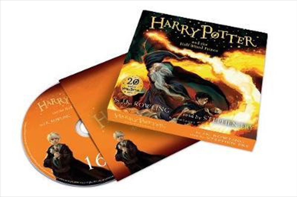 Harry Potter and the Half-Blood Prince | Audio Book