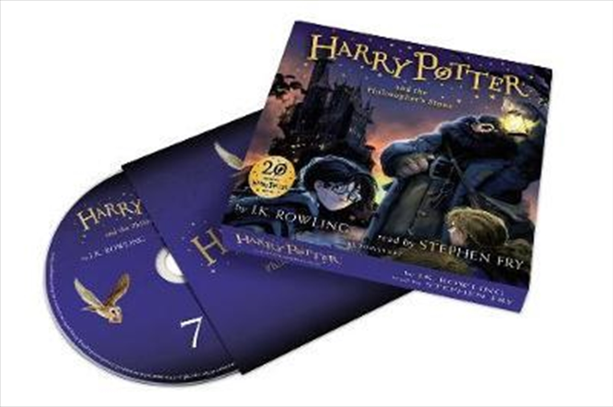 Harry Potter and the Philosopher's Stone | Audio Book