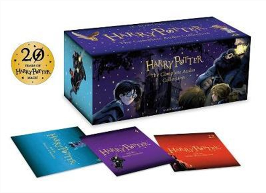 Harry Potter The Complete Audio Collection | Audio Book