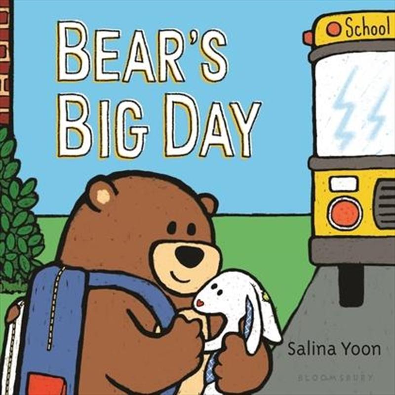 Bear's Big Day | Board Book