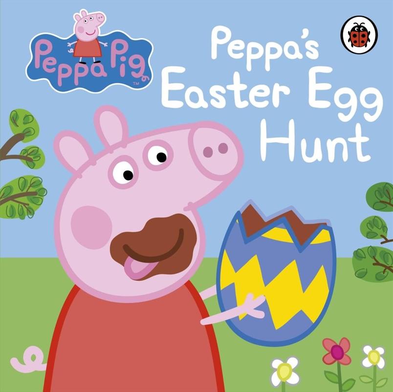 Peppa Pig: Peppa's Easter Egg Hunt | Board Book