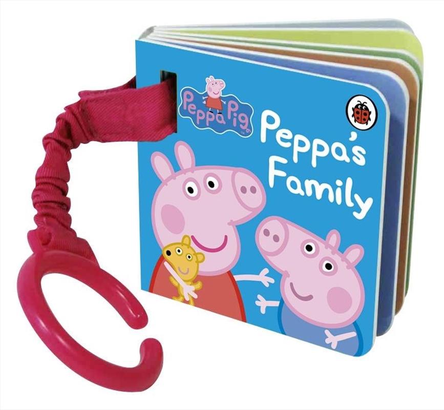 Peppa Pig: Peppa's Family | Board Book