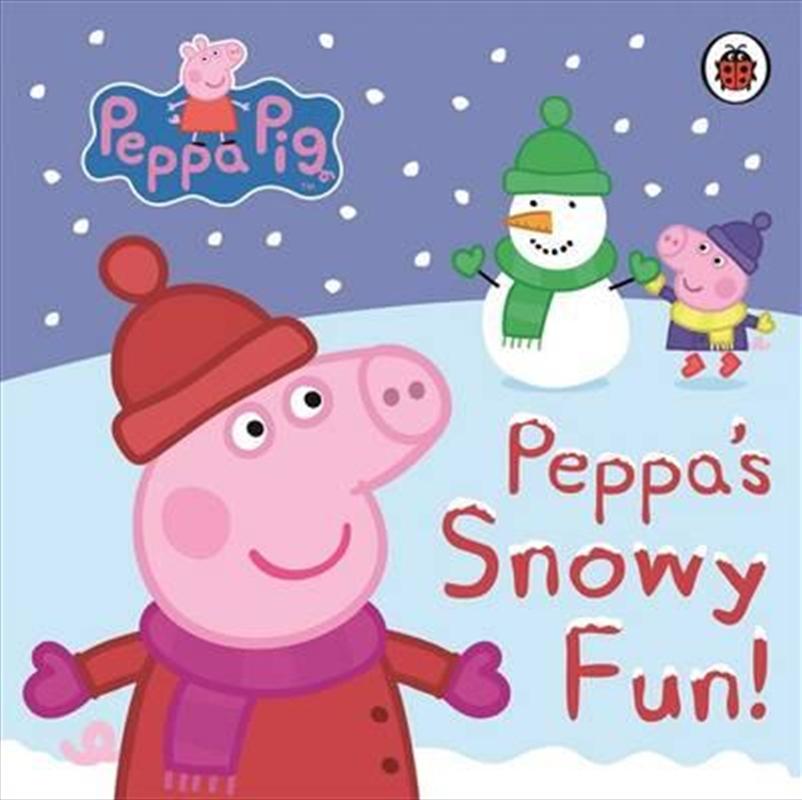 Peppa Pig: Snowy Fun | Board Book