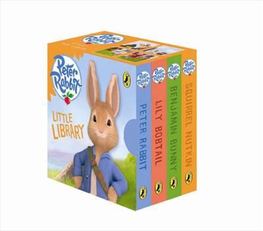 Peter Rabbit Animation: Little | Board Book