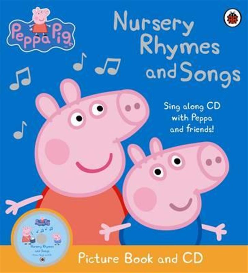 Peppa Pig: Nursery Rhymes And | CD