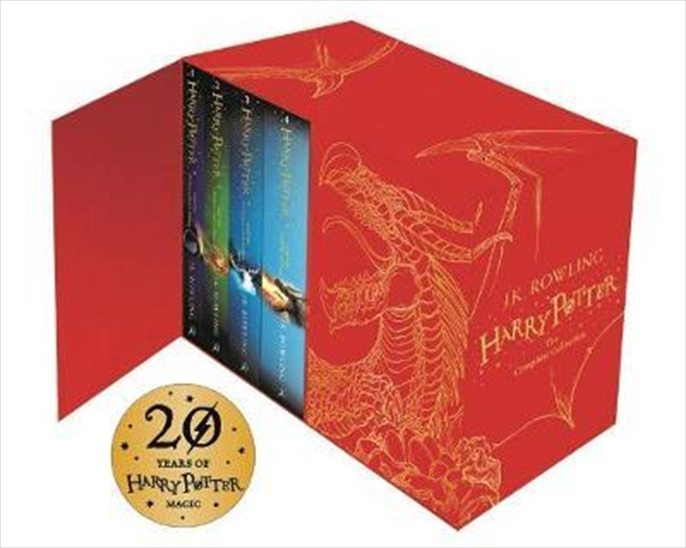 Harry Potter Box Set: The Complete Colle | Hardback Book