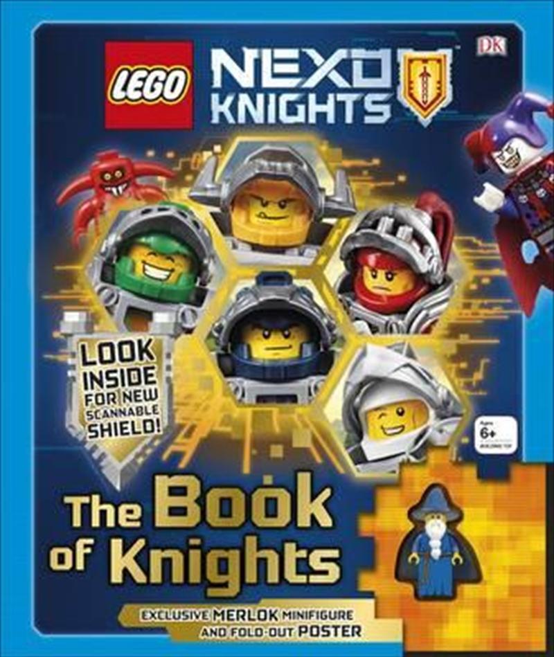 Lego Nexo Knights: Book Of Knights | Hardback Book