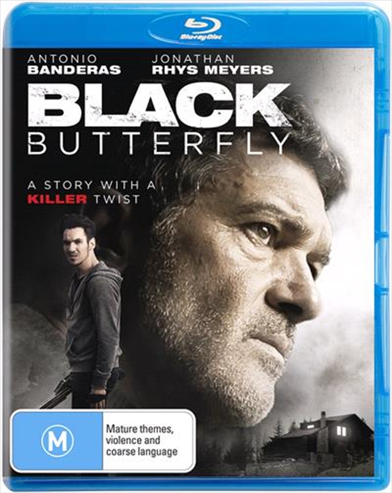 Black Butterfly | Blu-ray