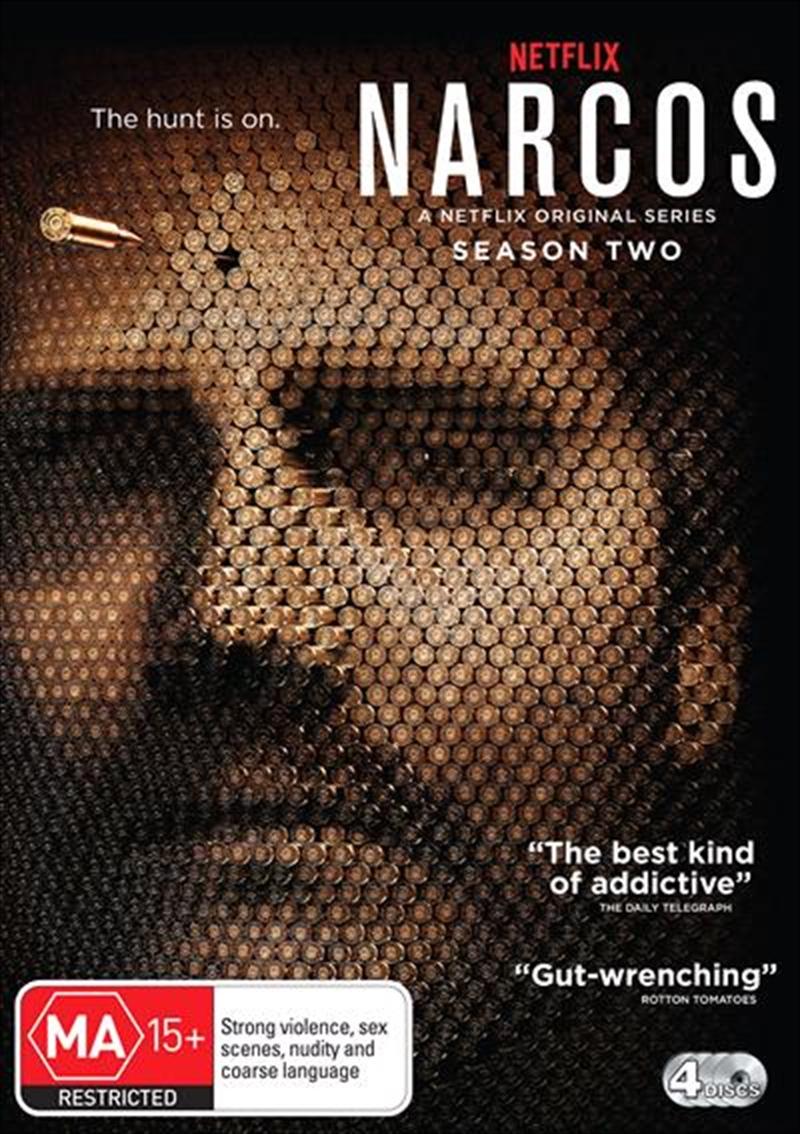 Narcos - Season 2 | DVD
