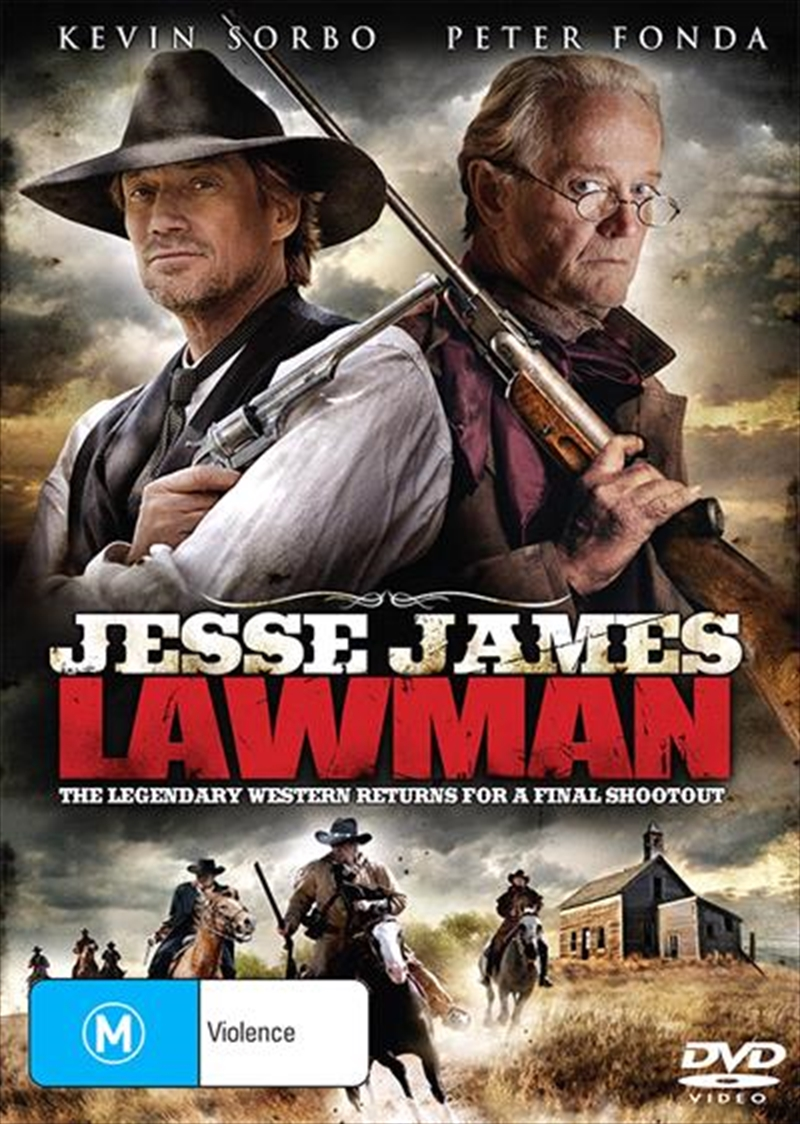 Jesse James - Lawman | DVD