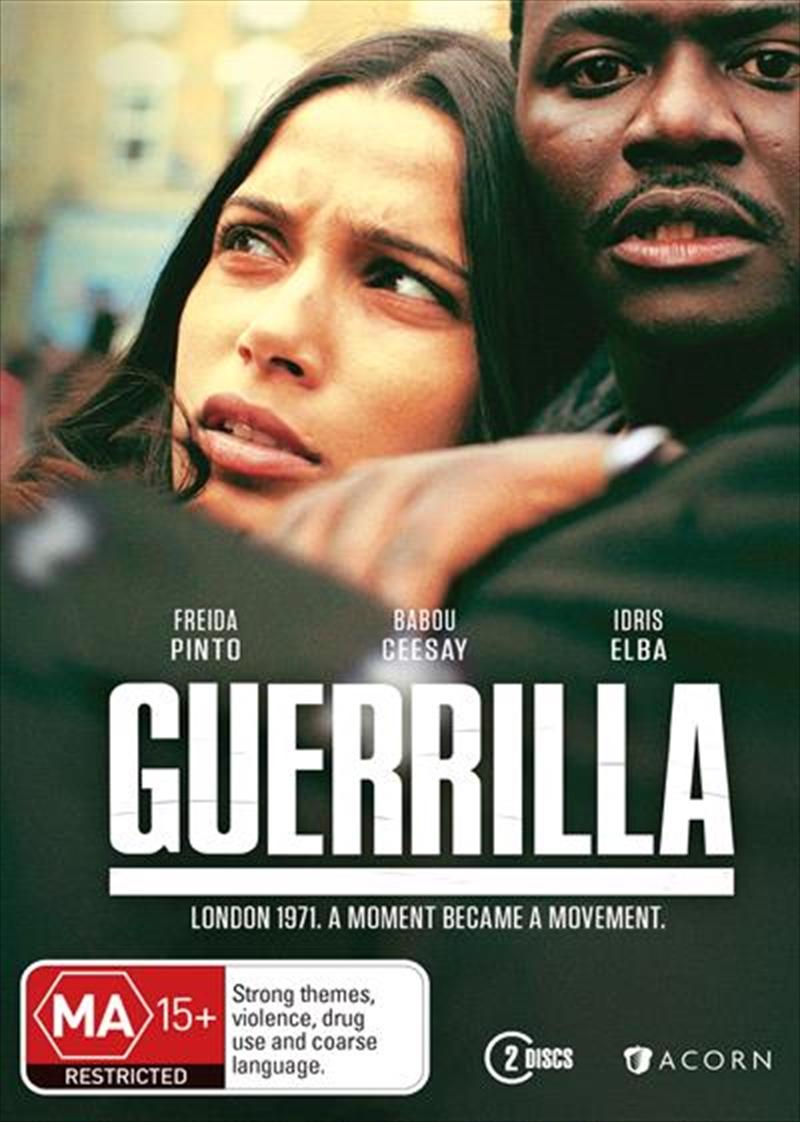 Guerrilla   DVD