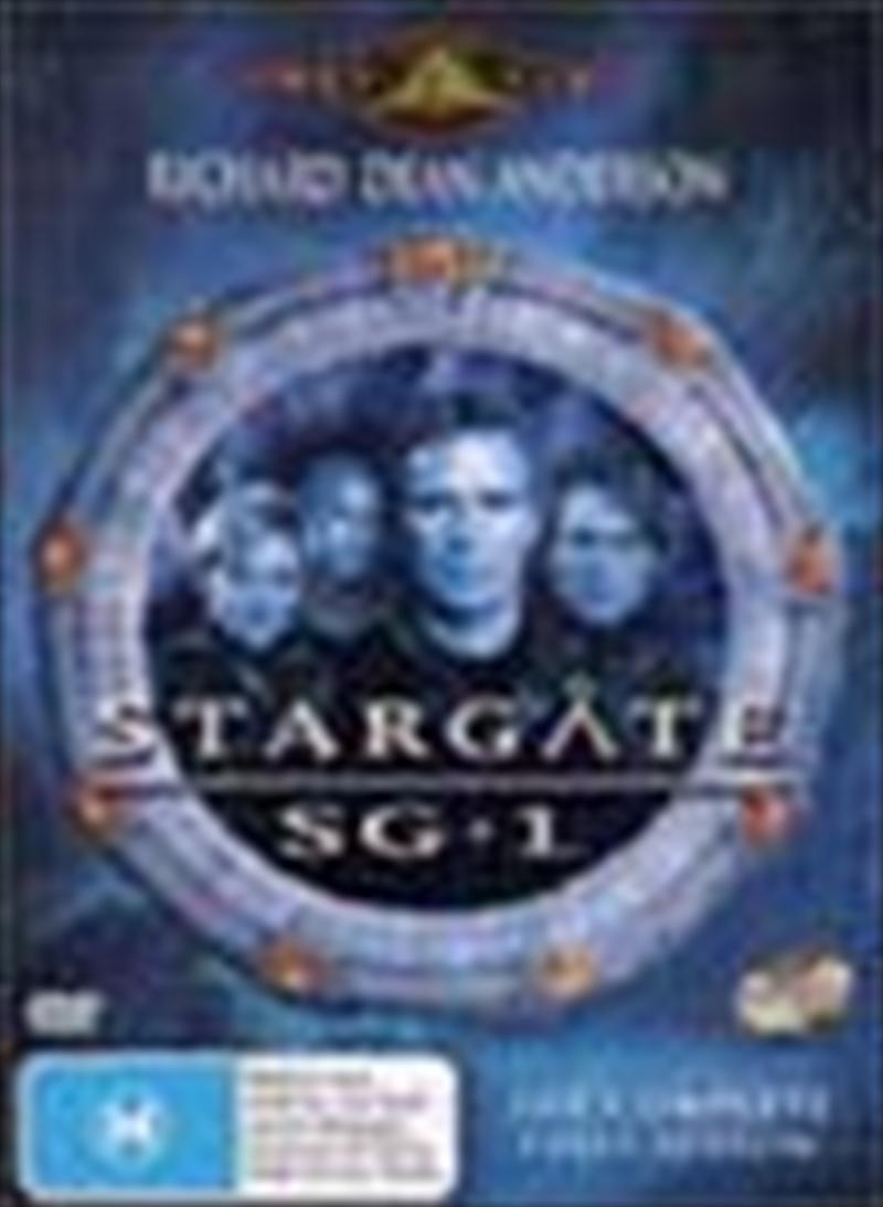 Stargate SG-1; S1 | DVD