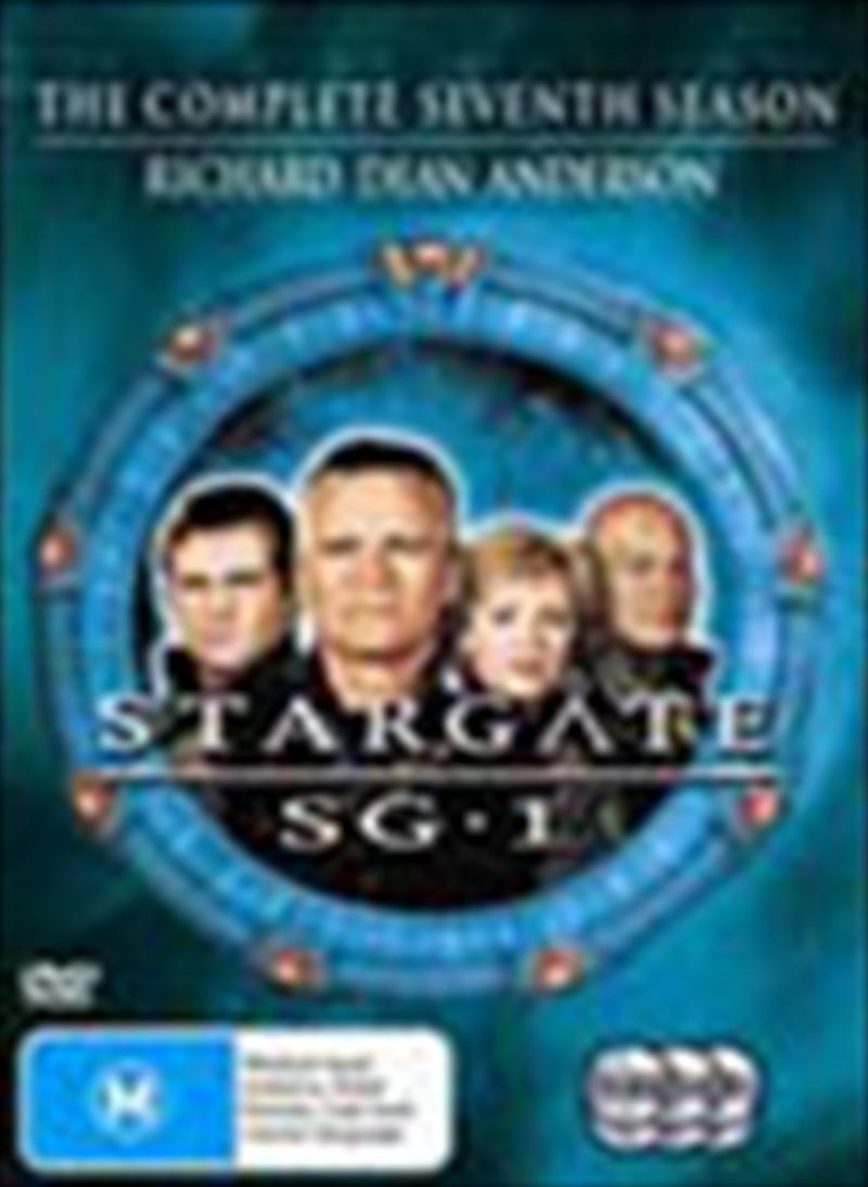 Stargate SG-1; S7 | DVD