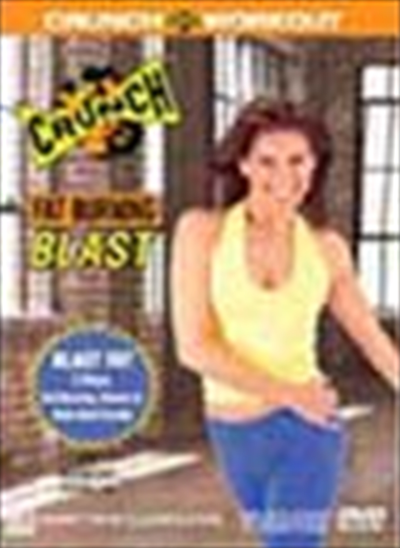 Crunch Fat Burning Blast | DVD