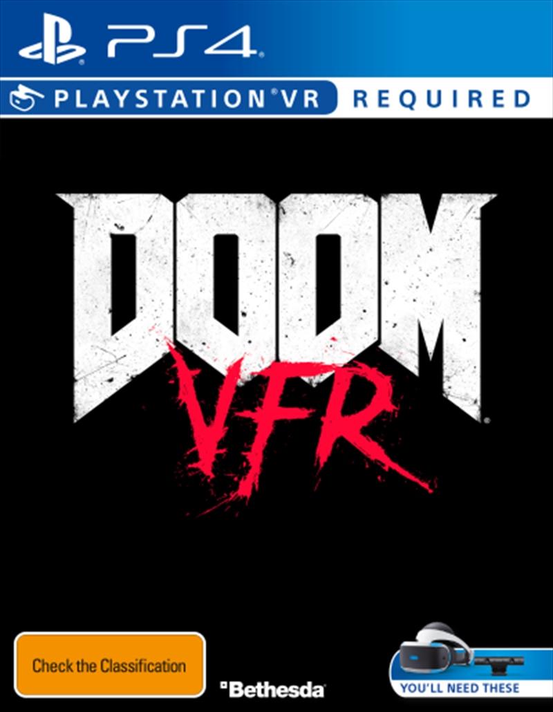 Doom VFR (PSVR)   PlayStation 4