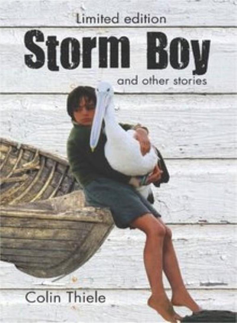Storm Boy  Other Stories Limi | Hardback Book