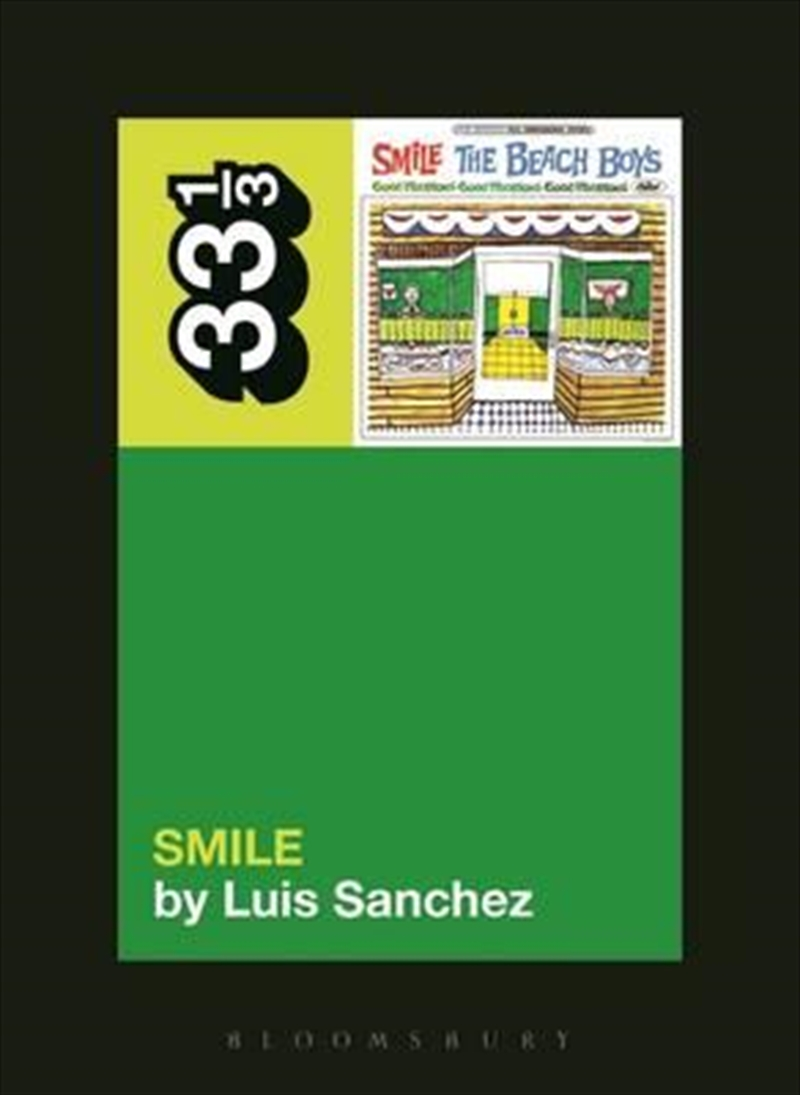 Beach Boys' Smile: 33 1/3 | Paperback Book